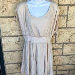 Imperial style romper cream off white Size Large